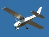 Airborne Systems Laboratory in flight